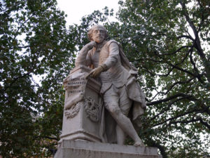 londra-shakespeare-statua-flickr