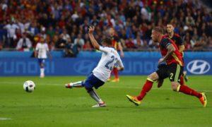 Il gol di Giaccherini 1-0