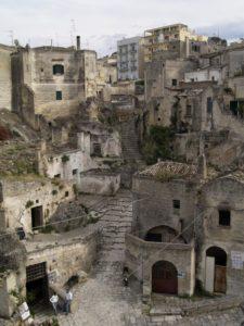 La città scavata nel calcare