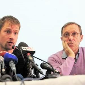 Schwazer e Sandro Donati