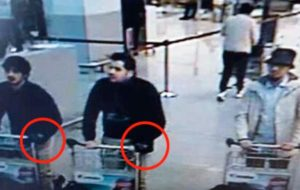 I due terroristi islamici dell'aeroporto belga di Zaventem