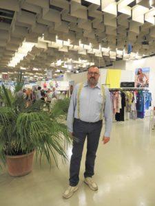 Alessandro Legnaioli, direttore di Maredamare