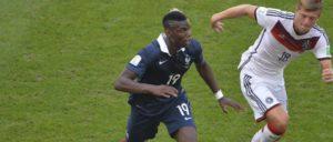 Paul Pogba per la stampa francese il migliore die blue