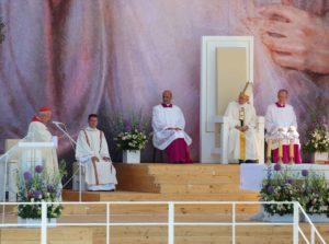La Messa con i giovani