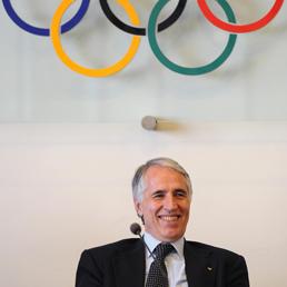 Giovanni Malagò presidente del Coni