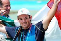 Giovanni Pellielo è alla settima Olimpiade