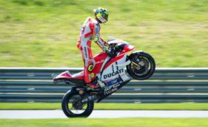 Andrea Iannone vincitore a Zeltweg