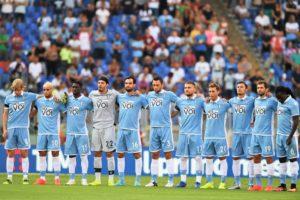La Lazio ha ricordato così le vittime del terremoto