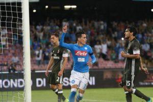 Il Napoli torna alla vittoria contro il Milan