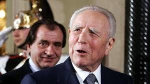 Il Presidente Azelio Ciampi