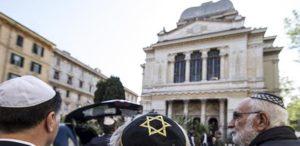 La sinagoga di Roma
