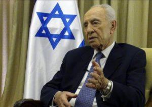 Shimon Peres, ha dedicato al sua vita alla costruzione della pace in Medio Oriente