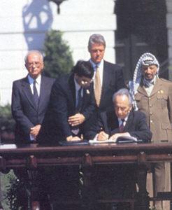 Uno dei tanti summit per la Pace
