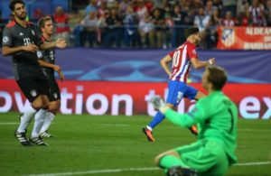 L'Atletico Madrid punisce il Bayern 1-0