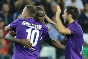 La Fiorentina agguanta un punto ad Udine