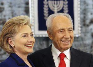 Con Hillary Clinton