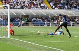A Bergamo il Napoli perde in attesa della Roma