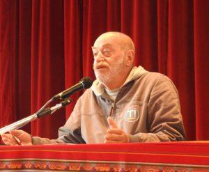 Toni Capuozzo all'incontro organizzato dall'Associazione Amici Monfortani