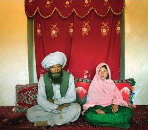 Matrimonio afgano