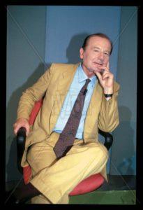 Gianni Bisiach, giornalista, scrittore e regista