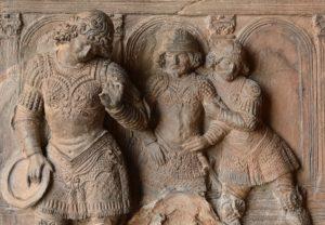 Decollazione di San Giovanni Battista del Verrocchio