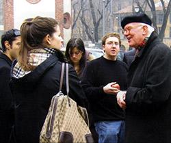 Mons. Timothy Verdon direttore del Museo dell'Opera del Duomo di Firenze