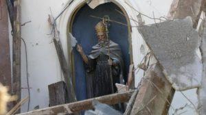 Terremoto: a Visso danni a cineteatro e palazzo comunale