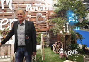 Roberto Giustini il patron di Tutto Sposi