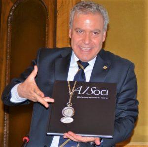Antonello Maietta presidente nazionale Associazione Italiana Sommelier