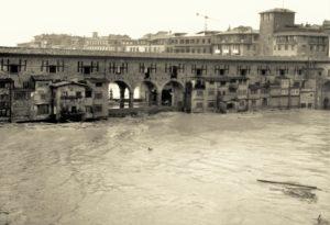 Ponte Vecchio simbolo e baluardo