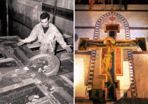 Il Crocifisso di Cimabue