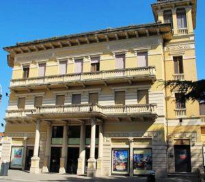 Il Cinema Teatro Imperiale di Montecatini Terme sede del Festival