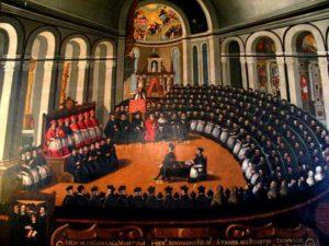 Il Concilio di Trento del 1545