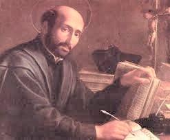 Sant'Ignazio de Loyola fondatore della Compagnia di Gesù