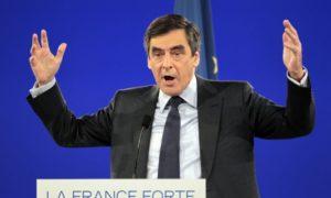 François Fillon candidato centrodestra per l'Eliseo il prossimo 23 aprile
