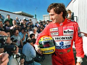 Ayrton Senna la leggenda