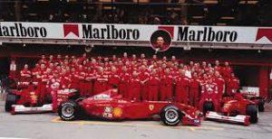 La squadra Ferrari il 2017 sarà l'anno buiono?