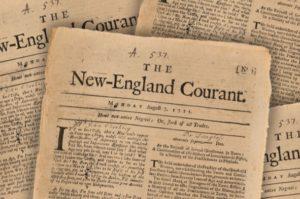 Il primo giornale indipendente al mondo