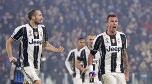 Immediata rispèosta vincente della Juve