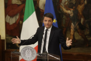 Matteo Renzi una sconfitta indiscutibile