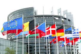 La sede del Parlamento di Strasburgo