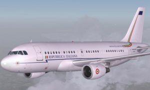 Il nuovo Airbus presidenziale