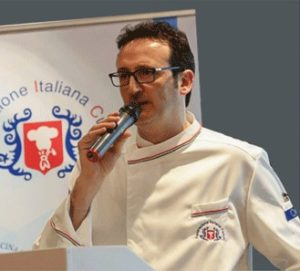 Rocco Pozzulo, presidente Federazione Italiana Cuochi