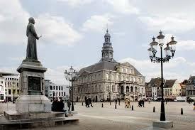 La piazza principale di Maastricht