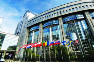 Beuxelles, la sede del Parlamento Europeo