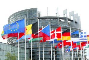 L'altra sede del Parlamento UE a Strasburgo