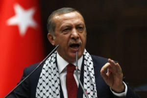 Erdogan plenipotenziario presidente tuirco