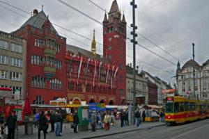 Markplatz il cuore della città