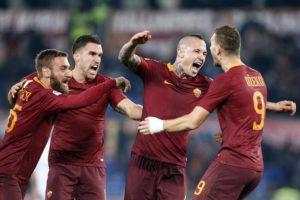 La Roma supera il Milan e conferma di essere l'anti-Juve