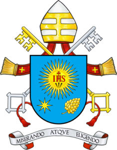 Lo stemma papale
